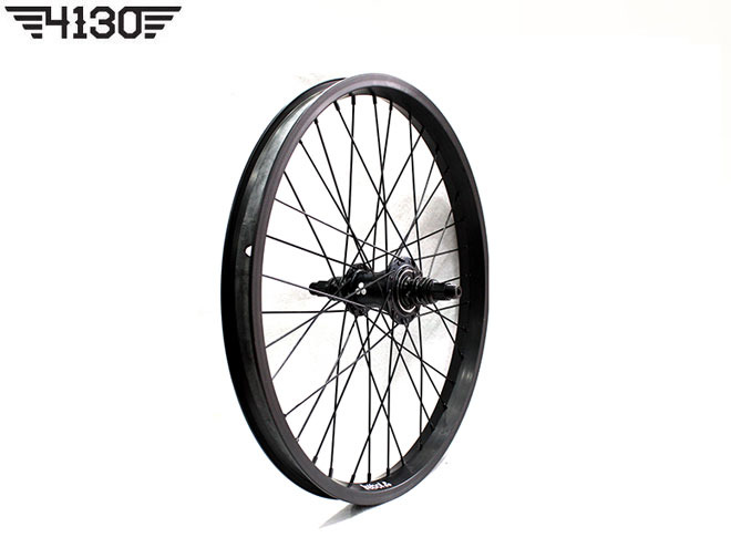FLY Trebol Bueno FreeCoaster Rear Wheel Set -Flat Black- ( 좌구동 )