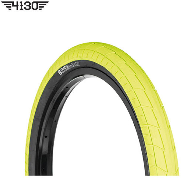 "SALT Tracer Tire Black / Neon Yellow -2.35""-"