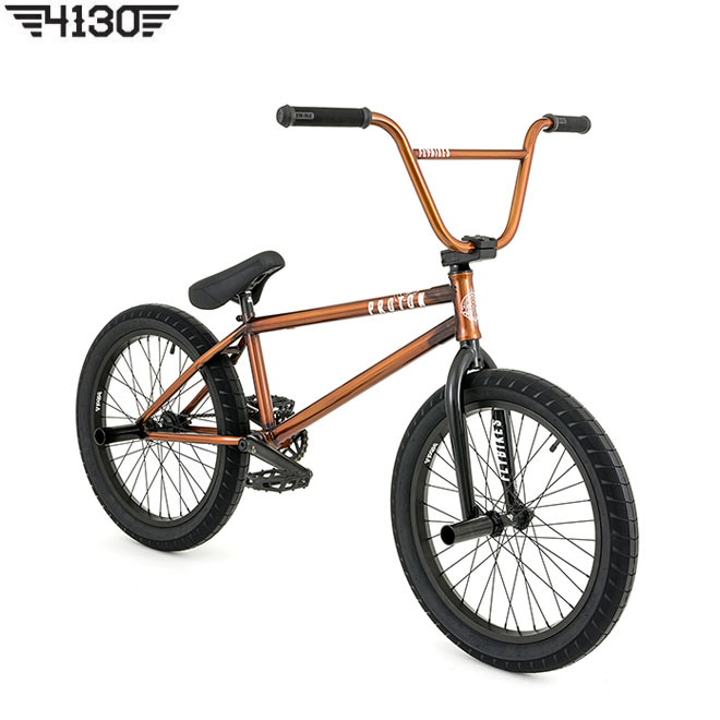 2018년형 플라이 프로톤 BMX 우구동 / 2018 FLY PROTON BMX 21TT  LHD -Gloss Trans Orange-