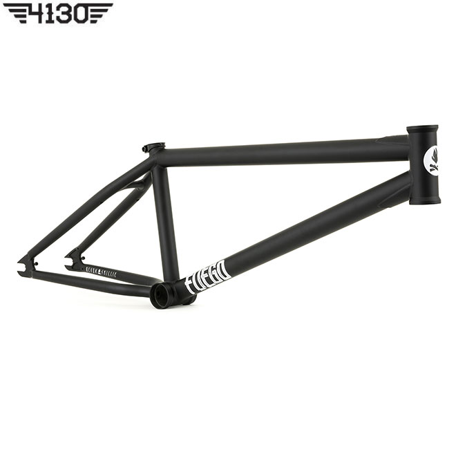 FLY FUEGO5 FRAME [21 TT] -Flat Black- [Devon Smillie S.G]