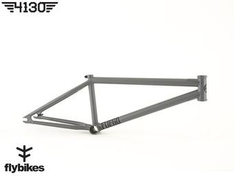 """FLY FUEGO3 BMX Frame 20.5""""TT -Flat Dark Grey- [추가 컬러 입고]"""