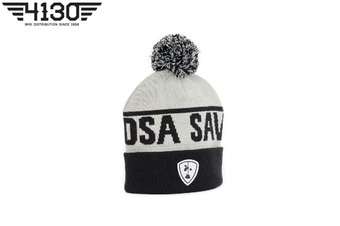 SUBROSA Saves Beanie -Grey  / Black-
