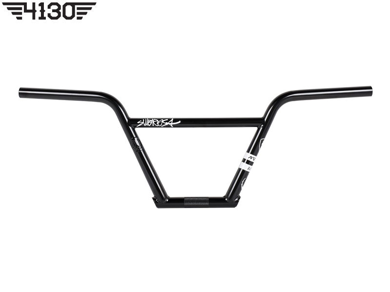"SUBROSA 4PC Noster Bar 8.75"" -Black- 재입고"