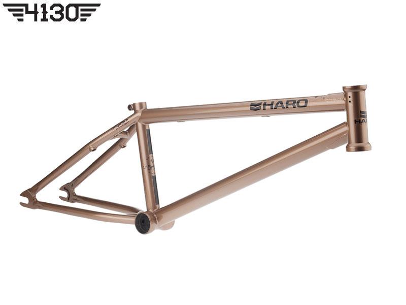 "HARO LaBastille BMX Frame [Matthias Dandois S.G] -Caramel- [19.5"" TT]"