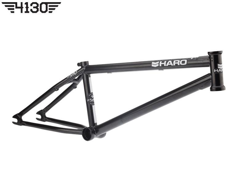 HARO LaBastille BMX Frame [Matthias Dandois S.G] -Matt Black- [19.5 TT / 20.25 TT 중 선택]